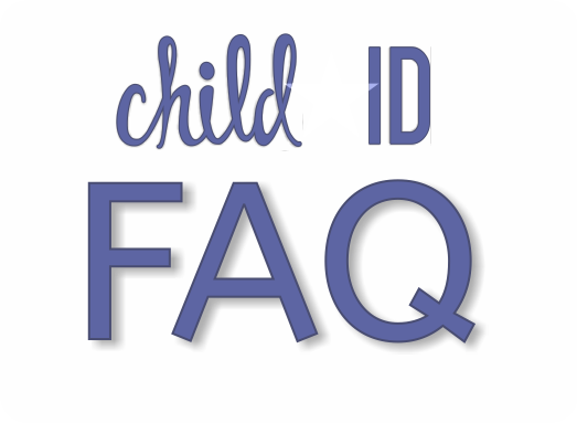 Child ID Cards FAQ